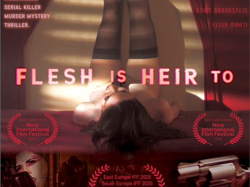 Flesh Is Heir To film review