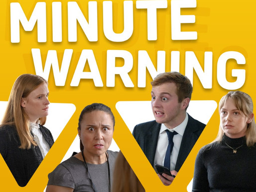 Four Minute Warning short film review