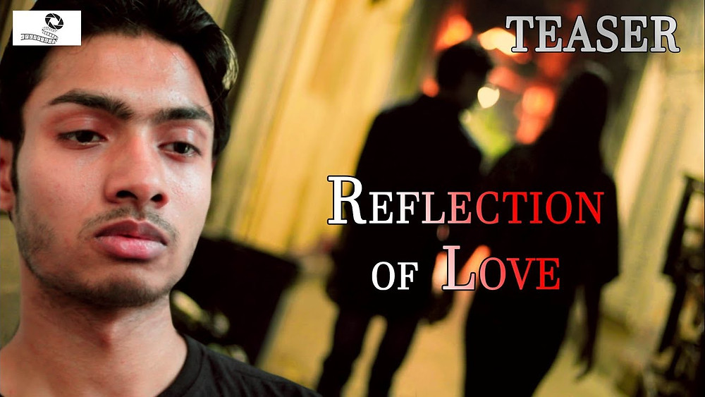Still Image from Reflection of Love showing protagonists.