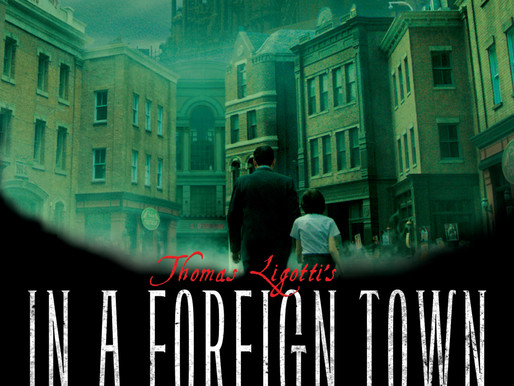 In a Foreign Town short film review