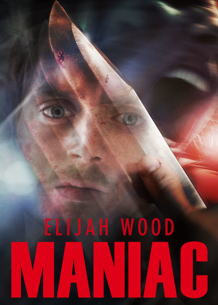 Poster for Maniac showing protagonist.