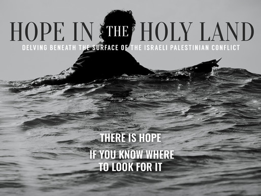 Hope in the Holy Land documentary review