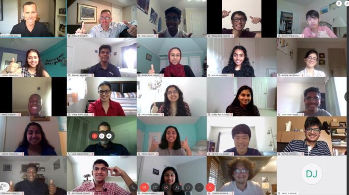 A First-Ever Virtual Internship Experience with Cisco High