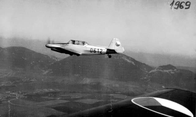 Historie Zlínu C-305 0612, 1969