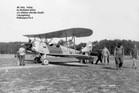 Původní vlečná Po-2 Kukuruznik