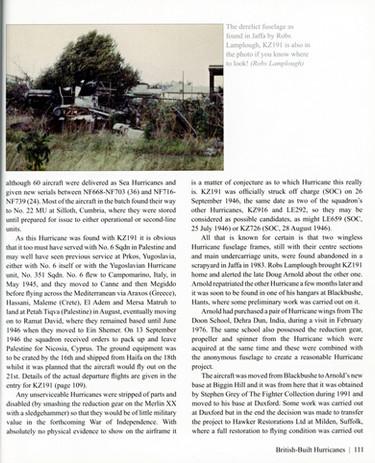 Článek s informacemi o historii KZ321