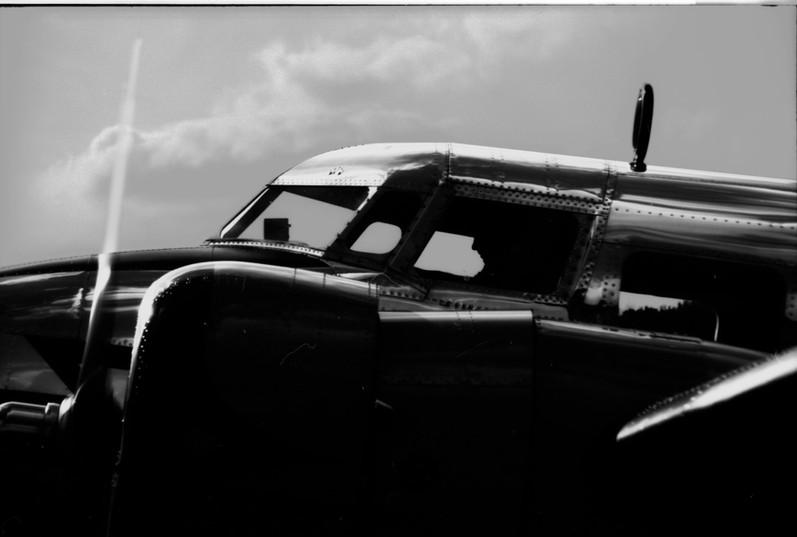 Lockheed Electra, OK-CTB