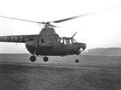 Letiště mělo předělen i svůj vrtulník