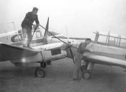 Přečerpávání paliva mezi letadly