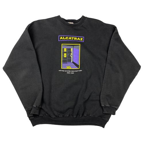 Vintage Alcatraz Crewneck Sweatshirt