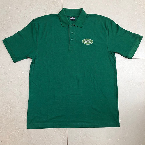 Vintage Land Rover Polo Shirt