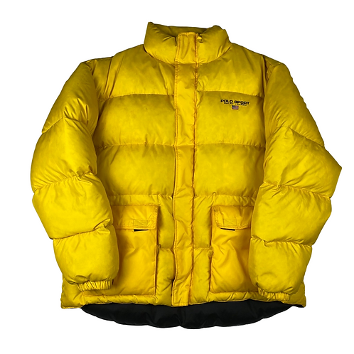 Vintage Polo Sport Puffer