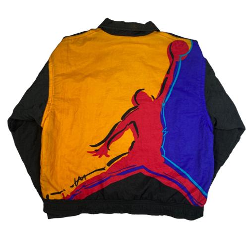 Vintage Nike Jordan Track Jacket