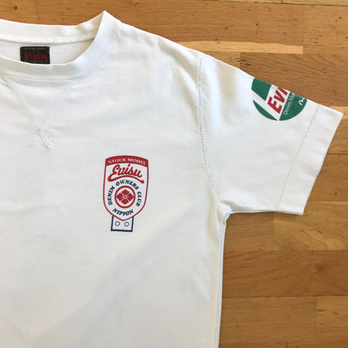 e8efa978 Vintage Evisu T-shirt