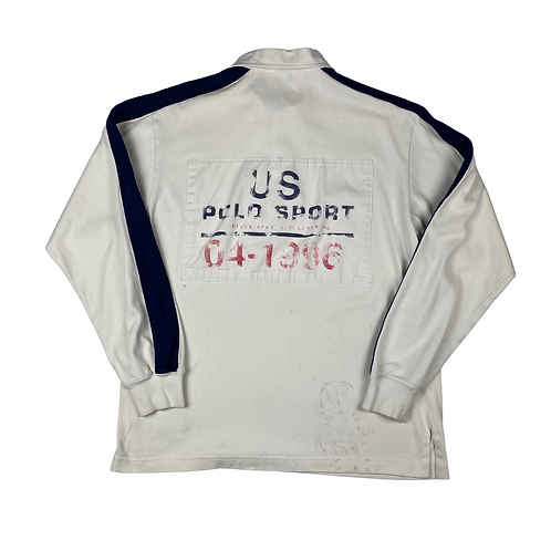 Vintage Polo Sport Rugby