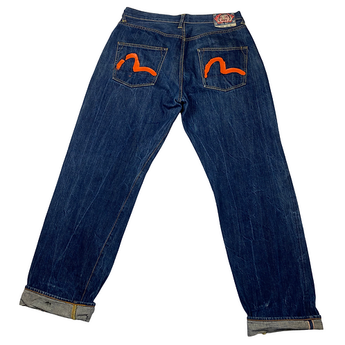 Vintage Evisu Jeans