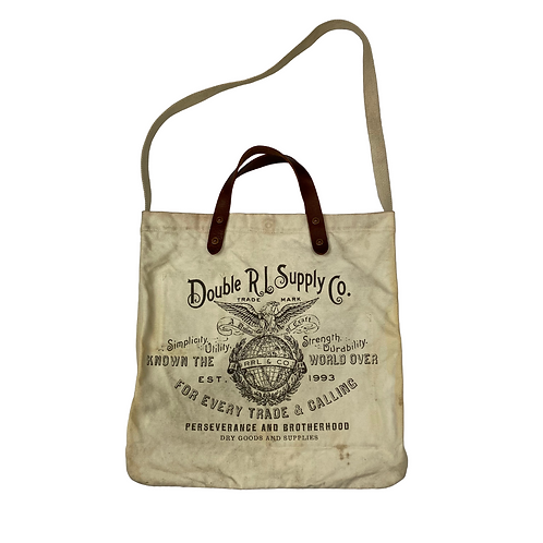 RRL Canvas Tote Bag