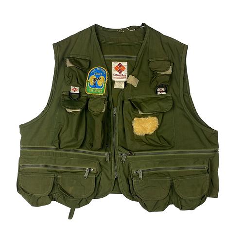 Vintage Columbia Technical Vest