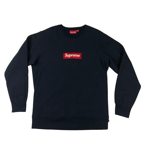 2015 Supreme Box Logo Sweatshirt
