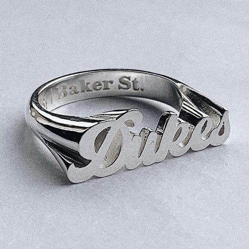 Dukes Sterling Silver Ring