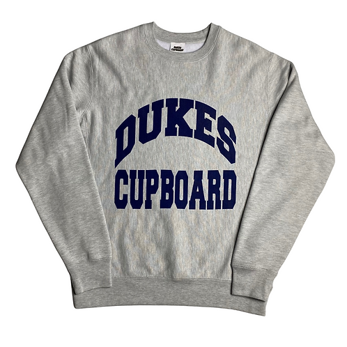 Dukes Cupboard College Sweatshirt (Grey)