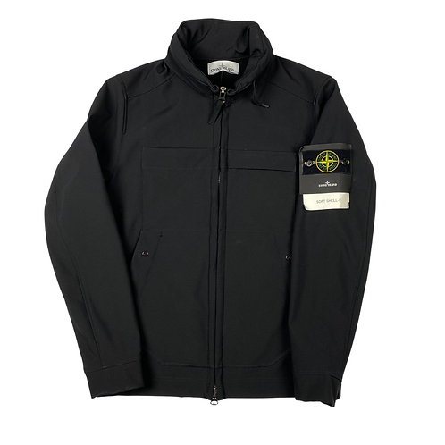 Stone Island Soft Shell Jacket