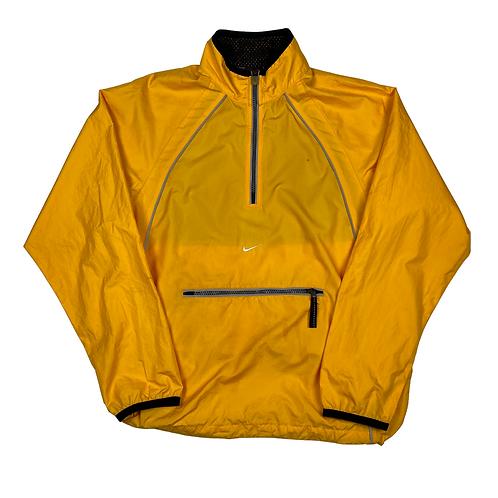 Vintage Packable Nike 1/4 Zip jacket