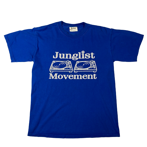 Vintage Junglist Movement Tee
