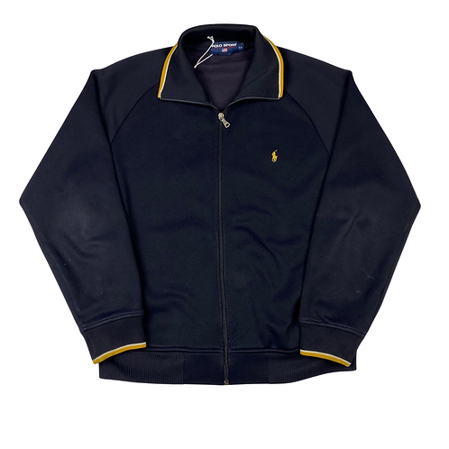 Vintage Polo Sport Zip Up