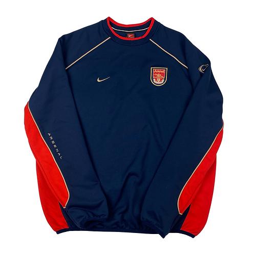 Vintage Arsenal Training Top