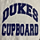 Thumbnail: Dukes Cupboard College Sweatshirt (Grey)