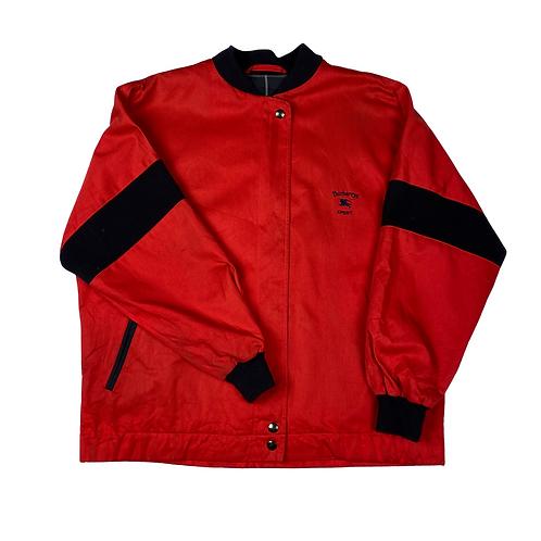 Vintage Burberry Bomber Jacket