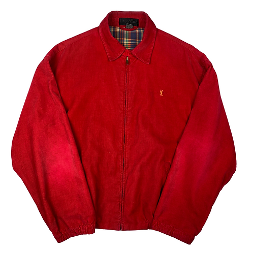 Vintage YSL Cord Jacket