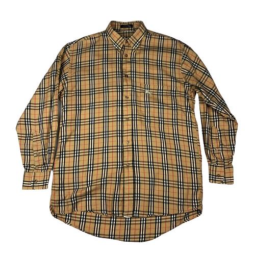 Vintage Burberry Shirt
