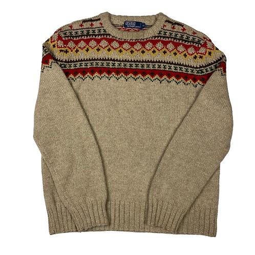 Vintage Polo Knit