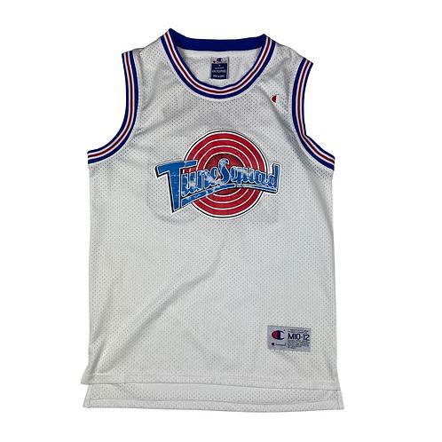 Vintage Space Jam Basketball Jersey