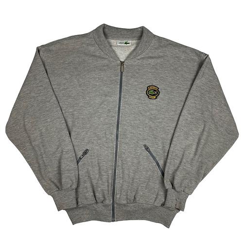 Vintage Lacoste Zip Up Sweatshirt