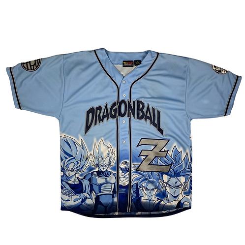 2001 DragonBall Z Jersey