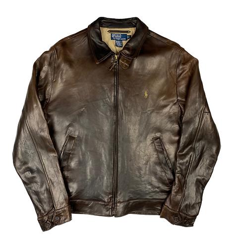 Vintage Ralph Lauren Leather