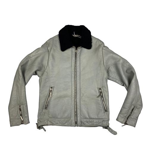 Vintage Versace Shearling Jacket