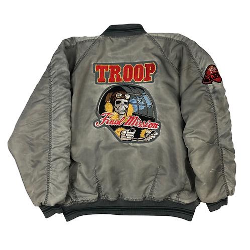 1980s Troop Bomber Jacket