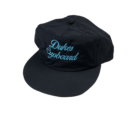Dukes Cupboard Script Cap Navy/Blue