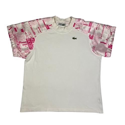 Vintage Women's Lacoste T-shirt