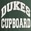 Thumbnail: Dukes Cupboard College Sweatshirt (Forest Green)