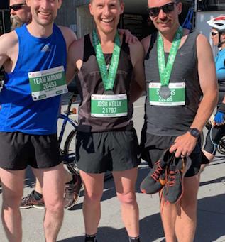 How Josh nailed PBs in 5km, 10km & Half Marathon during 2018.
