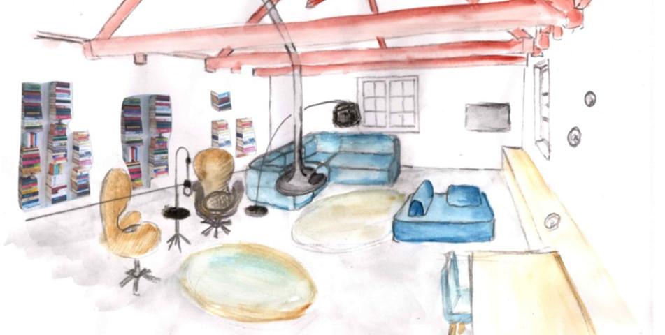 Lichtplan perspectief meubelplan