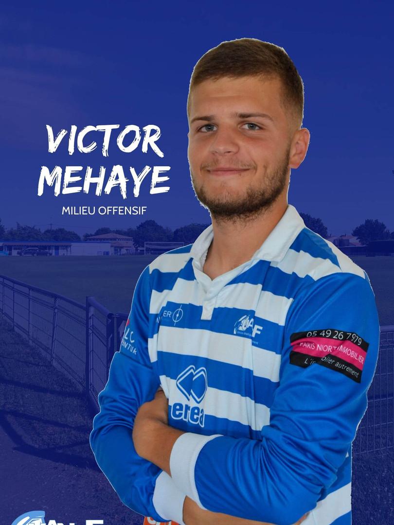 Victor Mehaye - Milieu offensif