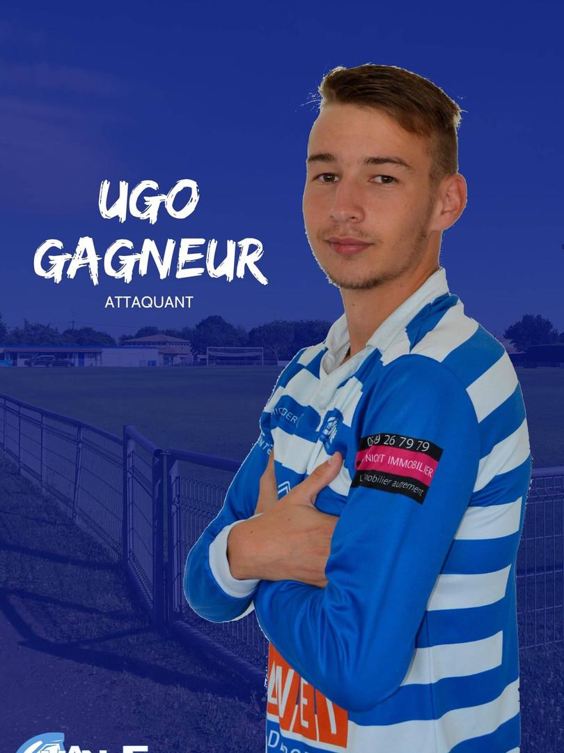 Ugo Gagneur - Attaquant