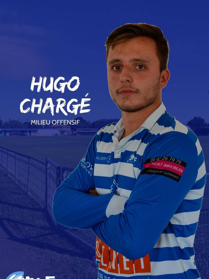 Hugo Chargé - Milieu Offensif