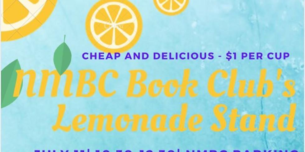 NMBC Crew Book Club - Lemonade Stand